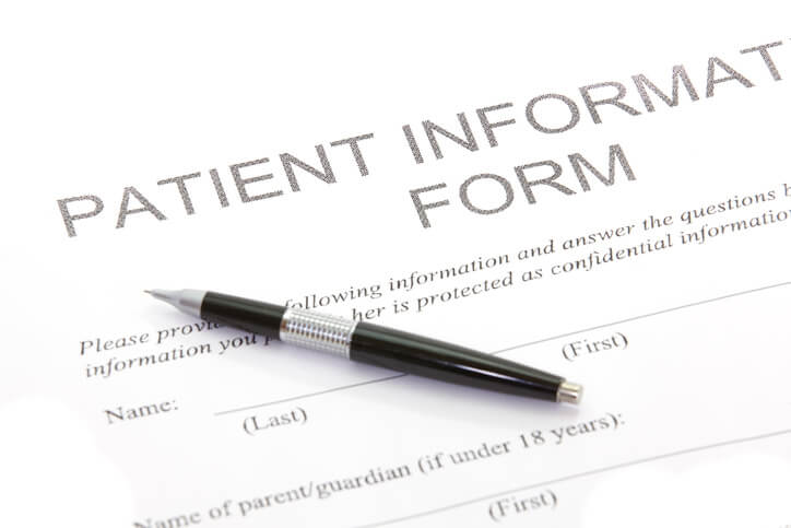 Complete registration form prior to your appointment by downloading registration and medical history forms